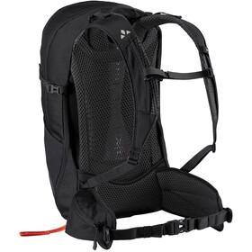 VAUDE Wizard 24+4 Backpack, negro